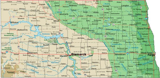 time zone map | North Dakota | Time zone map, Map, Time zones