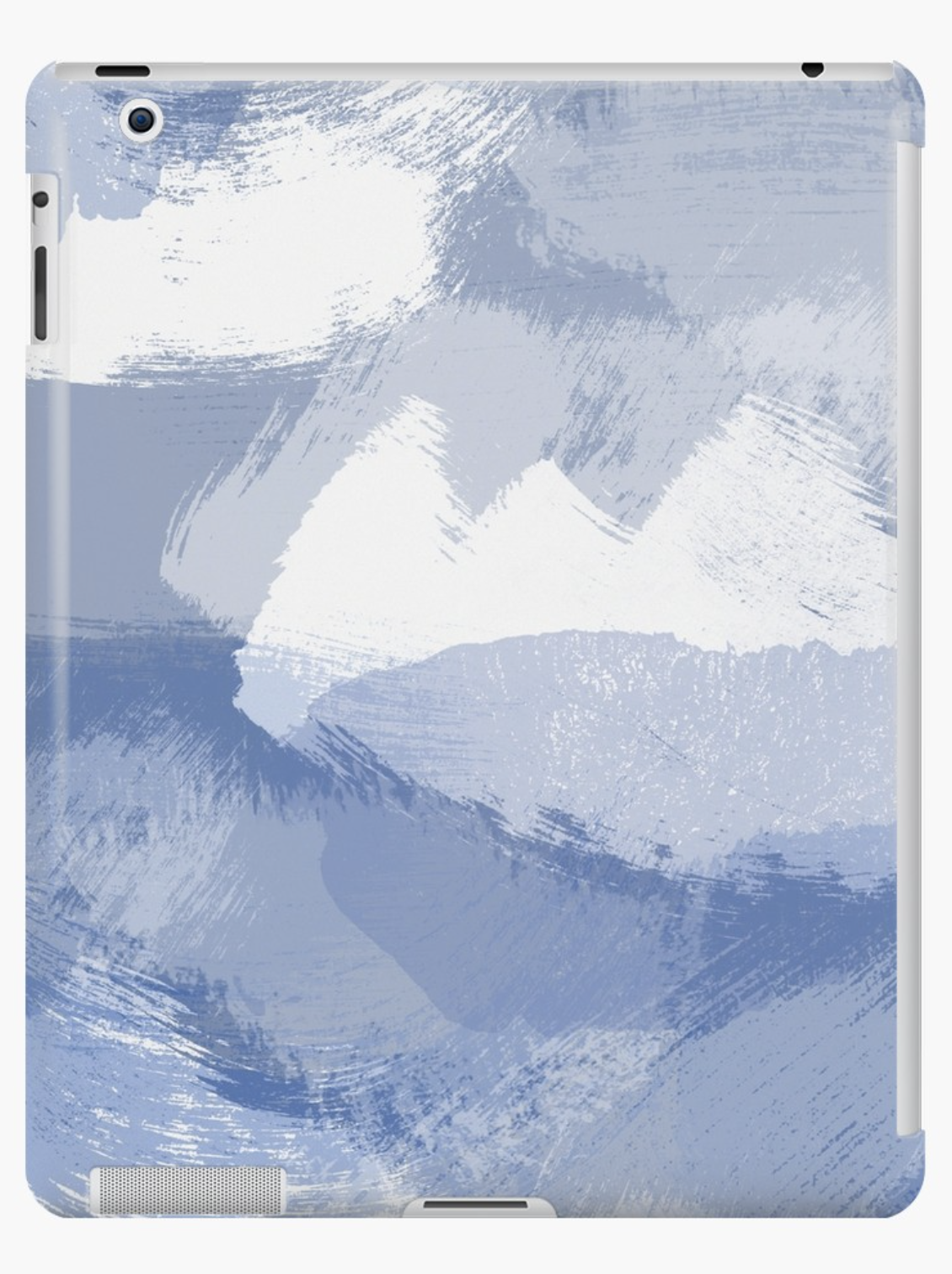 Paint Streak Tablet Case Available On Redbubble Painting Patterns Blue Paint Painting