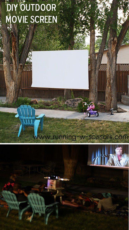 17 Easy DIY Backyard Project Ideas 17