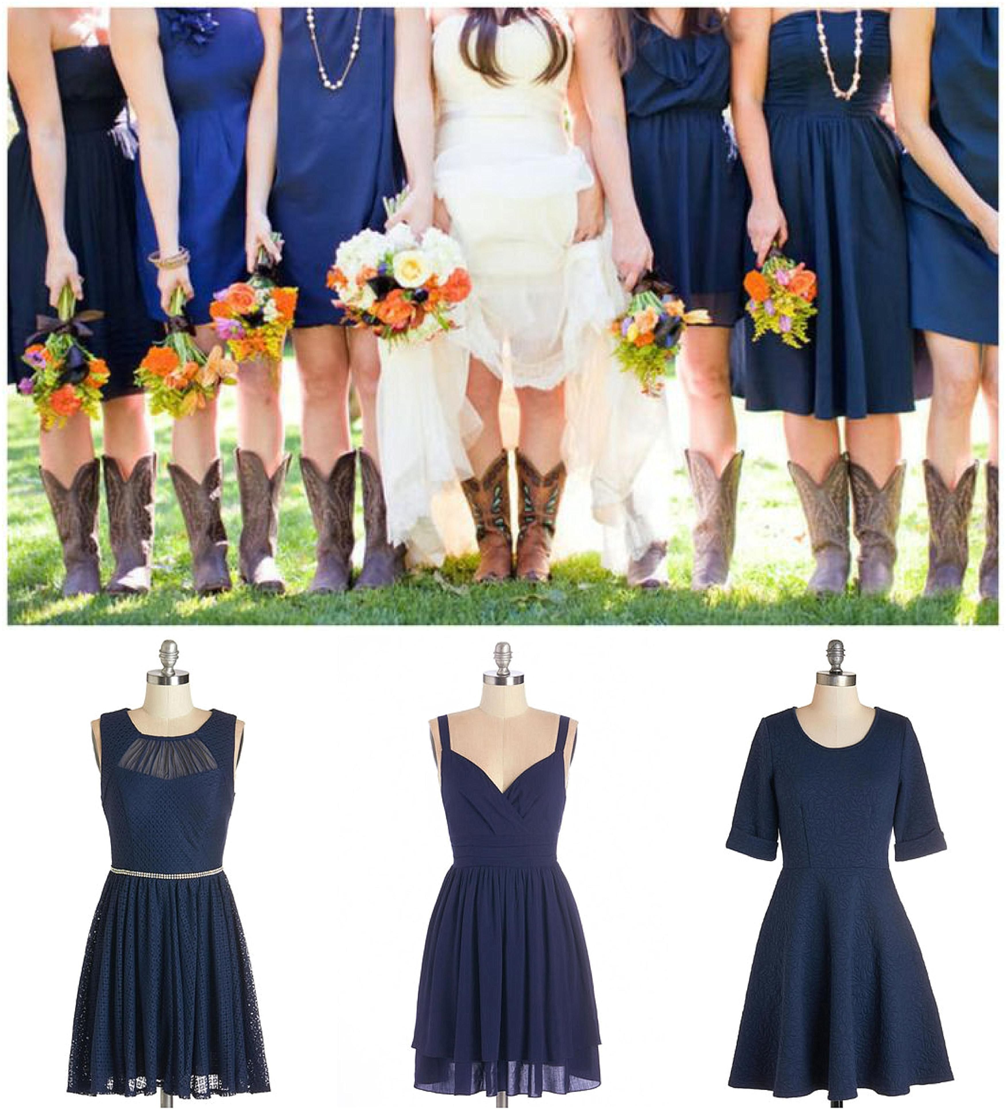 Mismatched bridesmaid dress ideas for fall weddings mismatched mismatched bridesmaid dress ideas for fall weddings ombrellifo Choice Image