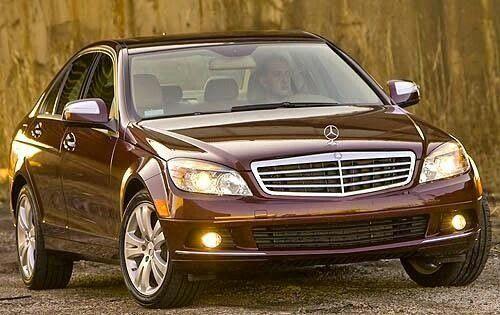 2010  c300 luxury