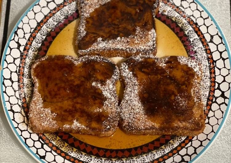 Recipe Of Quick Cinnamon Toast Crunch French Toast