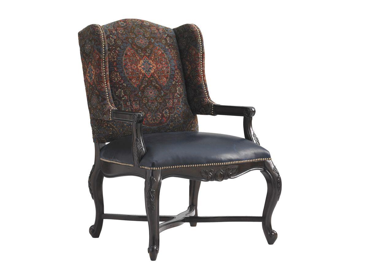 Island Traditions Keswick Leather Chair | Lexington Home Brands. Nice  FurnitureLeather ...