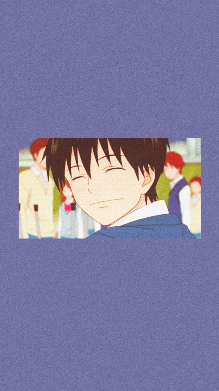 Pin about Anime, Kimi ni todoke and Iphone wallpaper on