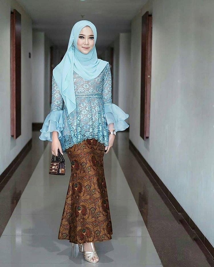Kerudung Yang Cocok Untuk Baju Batik