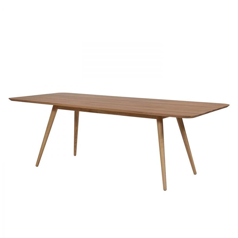 Esstisch Sander Eiche Massiv Eiche 200 X 90 Cm Esstisch Stuhle Esstisch Massiv Tisch