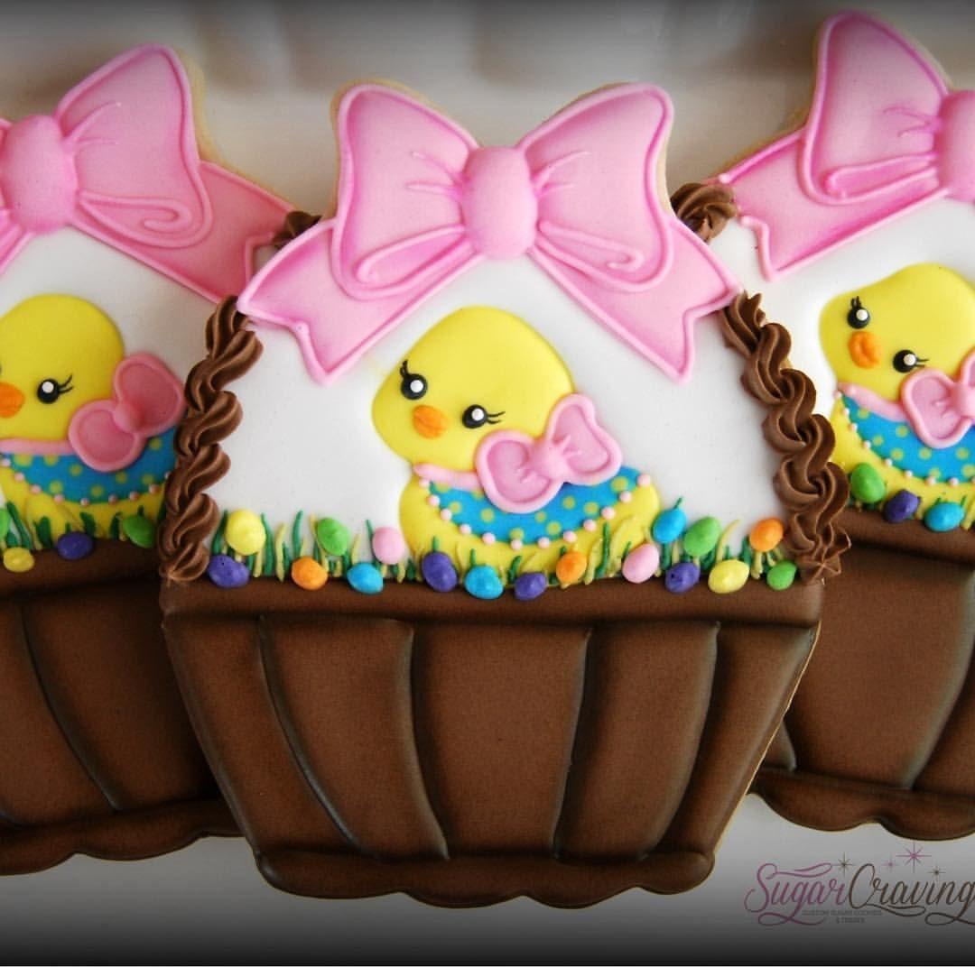 """343 Likes, 17 Comments - sugar cravings (@sugarcravings) on Instagram: """"Happy Easter! #sugarcravings #decoratedcookies #customcookies #eastercookies"""""""