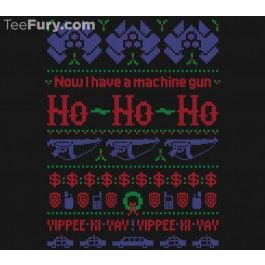 Die Hard Ugly Christmas Sweater I Need This For My Annual Christmas