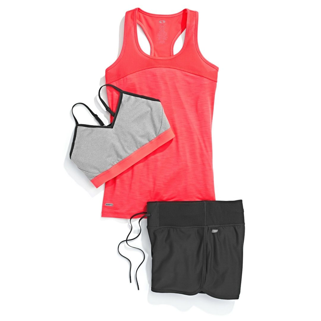 Nail that 5km run in our functional fitness fashion.
