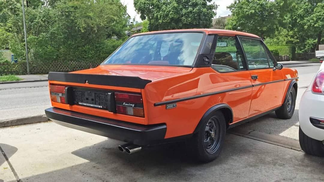 Fiat 131 Racing Series 2 1978 1981 Whether It S The Stunning