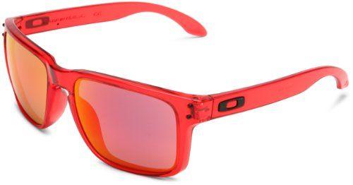 72baeec96a7 Oakley Men s Holbrook Iridium Sunglasses