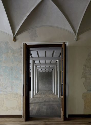 interiors. architects, Neues Museum in Berlin, David Chipperfield. photofraphy by Christian Richters