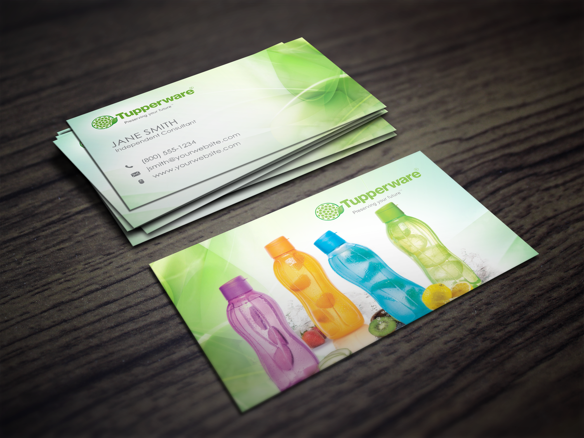 Tupperware business cards business cards and business tupperware business cards free shipping colourmoves