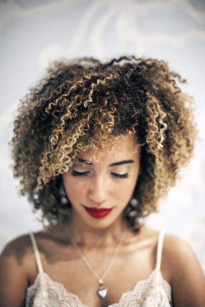 5 Tips for Coloring Your Natural Hair At Home | Natural ...