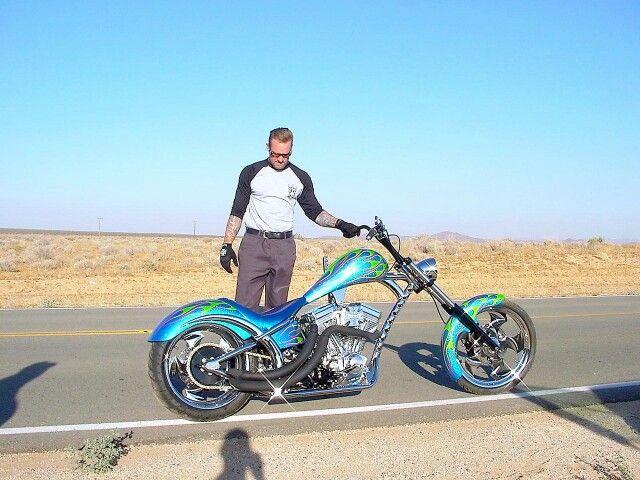 El Diablo Sturgis Special, Motorcycle Mania 2