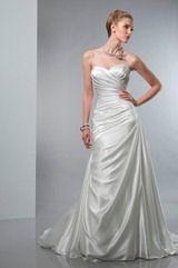 Bridal Dress: Alfred Sung BRIDAL - 6836