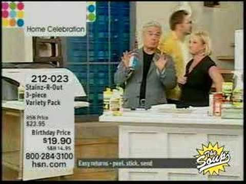 The Soup: Joel on Home Shopping!