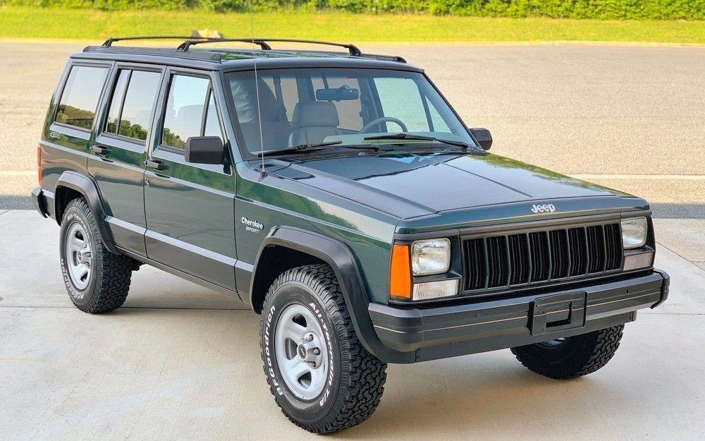 23K Miles! 1994 Jeep Cherokee Sport Cherokee sport, Jeep