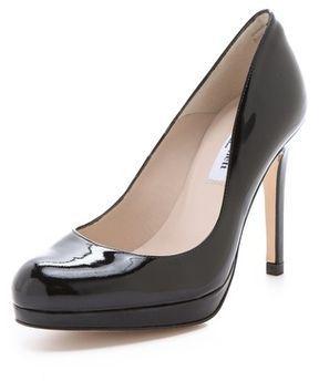 66a418611 L.k. bennett Sledge Patent Platform Pumps on shopstyle.com | Shoes ...