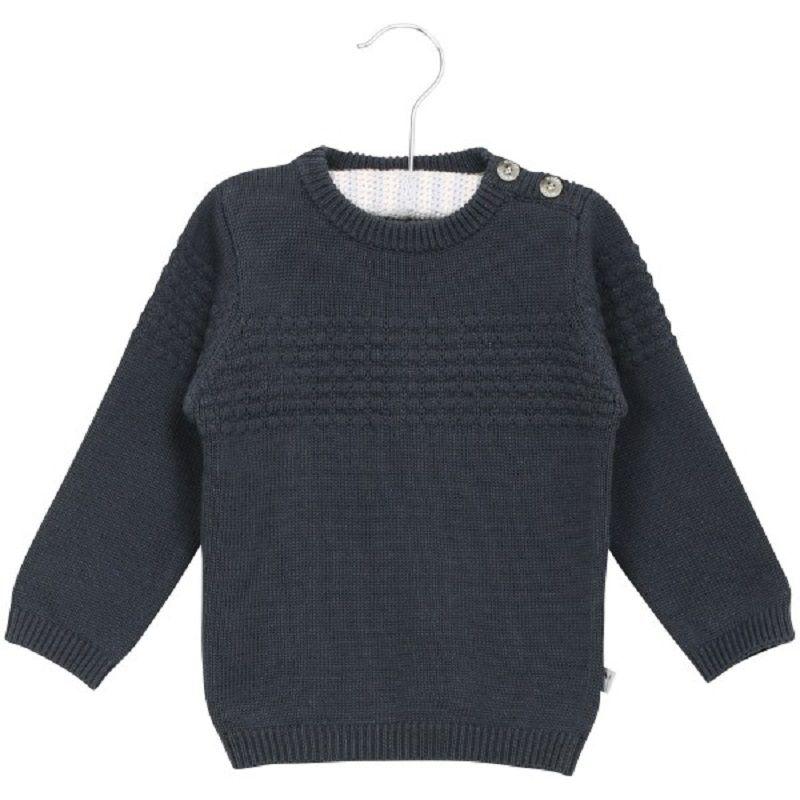 wheat-sømandsstrik-mørk-blå-dreng-minimig-børnetøj-odense