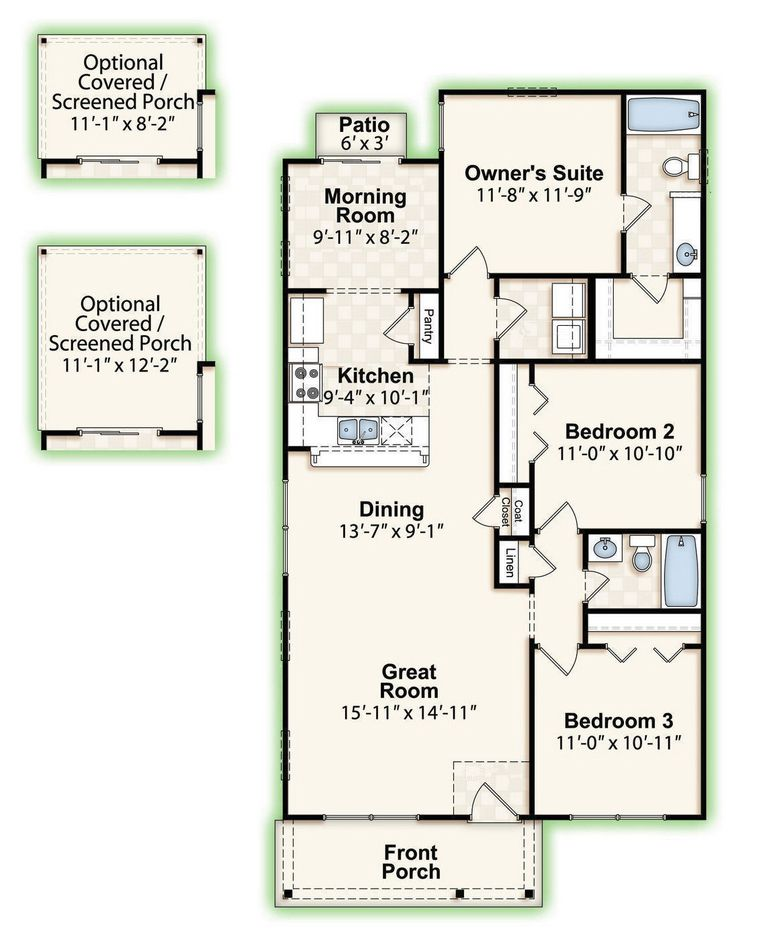 Abalina Beach Cottage Coastal House Plans From Coastal Home Plans Coastal House Plans Beach Cottage Design Beach Cottage Decor