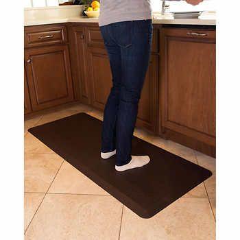 Novaform - Tapis de cuisine anti-fatigue de 61 cm x 152,4 cm (24 po ...