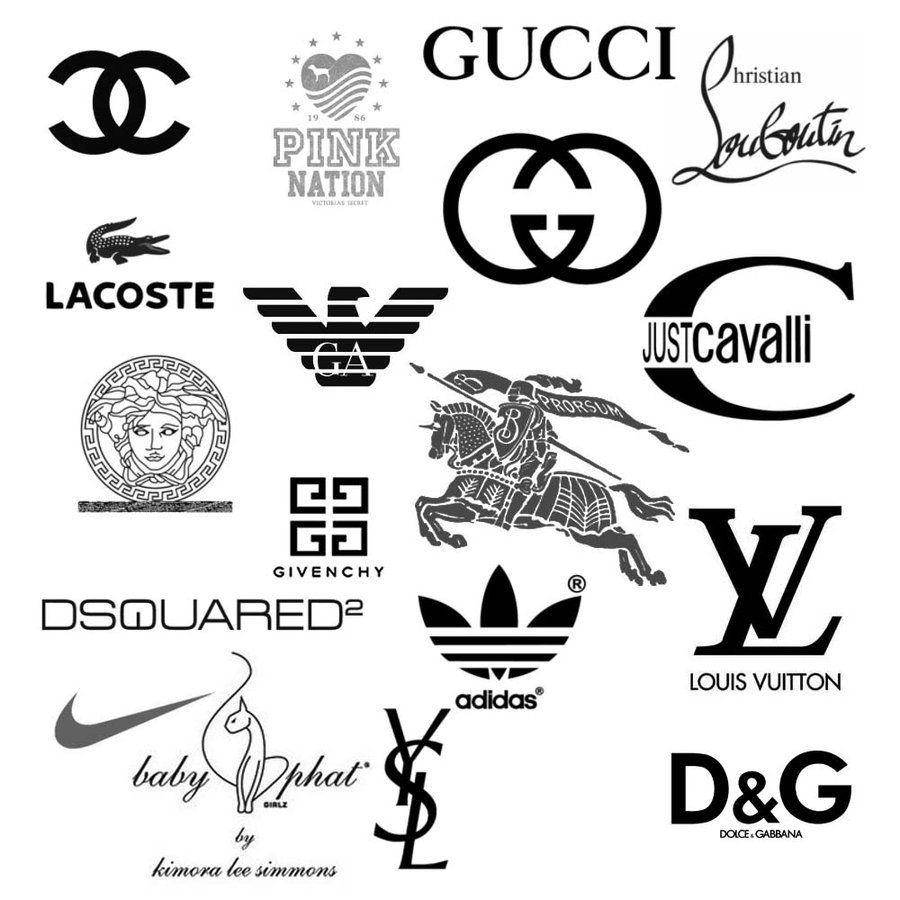 знаки брендов в картинках поможем вам