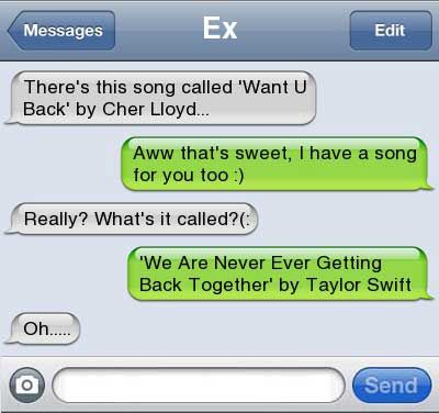 Break up texts sweet Breakup Messages