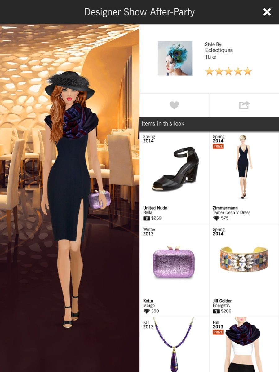 Pinned From Pin It For Iphone Fashion Covet Fashion Covet Fashion Games