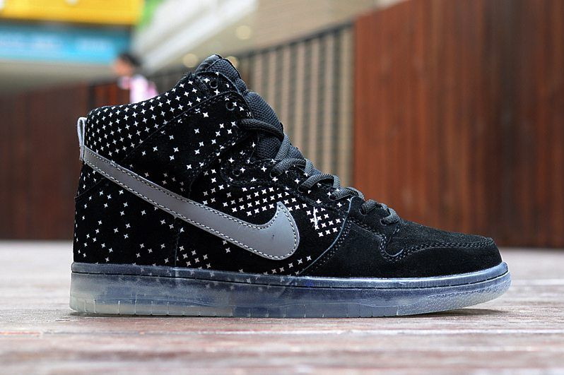 Pogo stick jump verbo Enriquecer  Nike Dunk High Premium SB Flash 3M | All nike shoes, Nike, Nike dunks