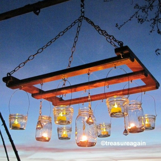 12 Inspirations For Home Improvement With Spanish Home: DIY Lanterns 12 WIDE Mouth Hangers, Ball Mason Jar
