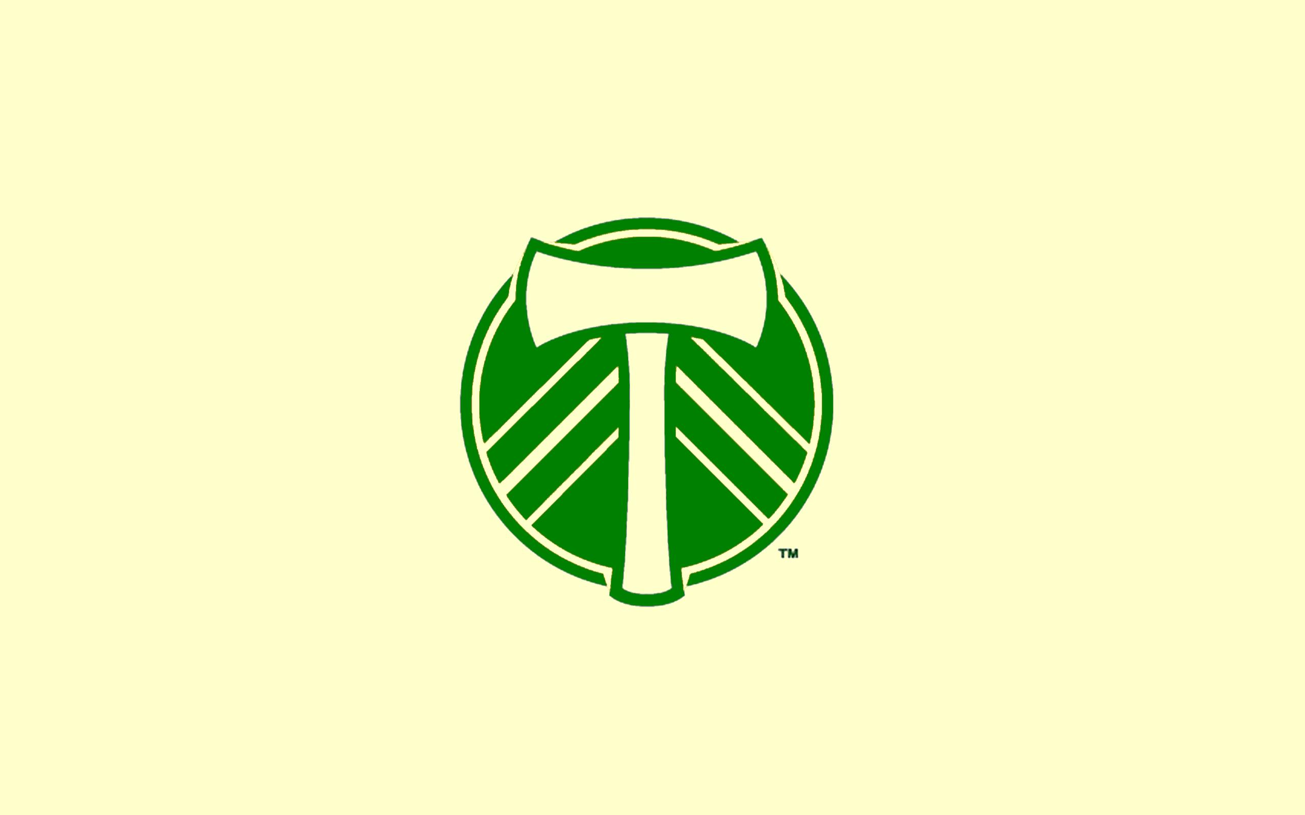 Custom Portland Timbers Desktop Wallpaper