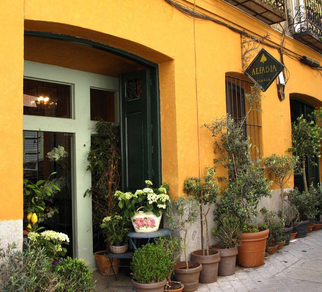#Floristería #Alfabia uno de nuestros establecimientos favoritos #FueradeCarta #Decoración