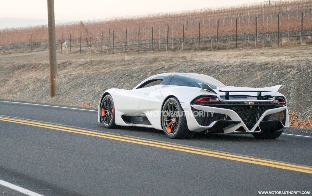 First SSC Tuatara to be delivered during 2019 Monterey Car