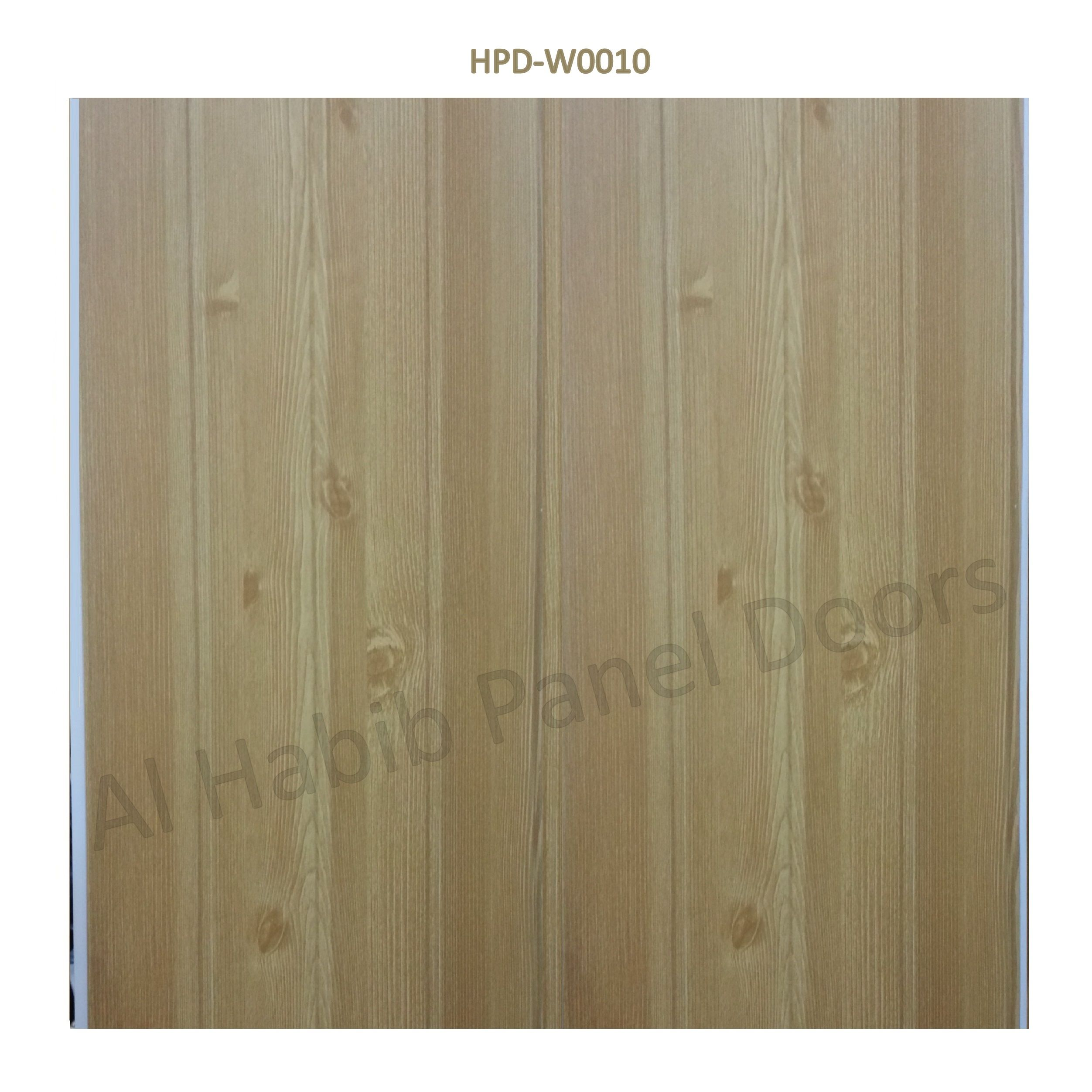 Lovely Wood Grain Texture Plastic Wall Paneling Hpdw0010   Pvc Paneling   Al Habib  Panel Doors
