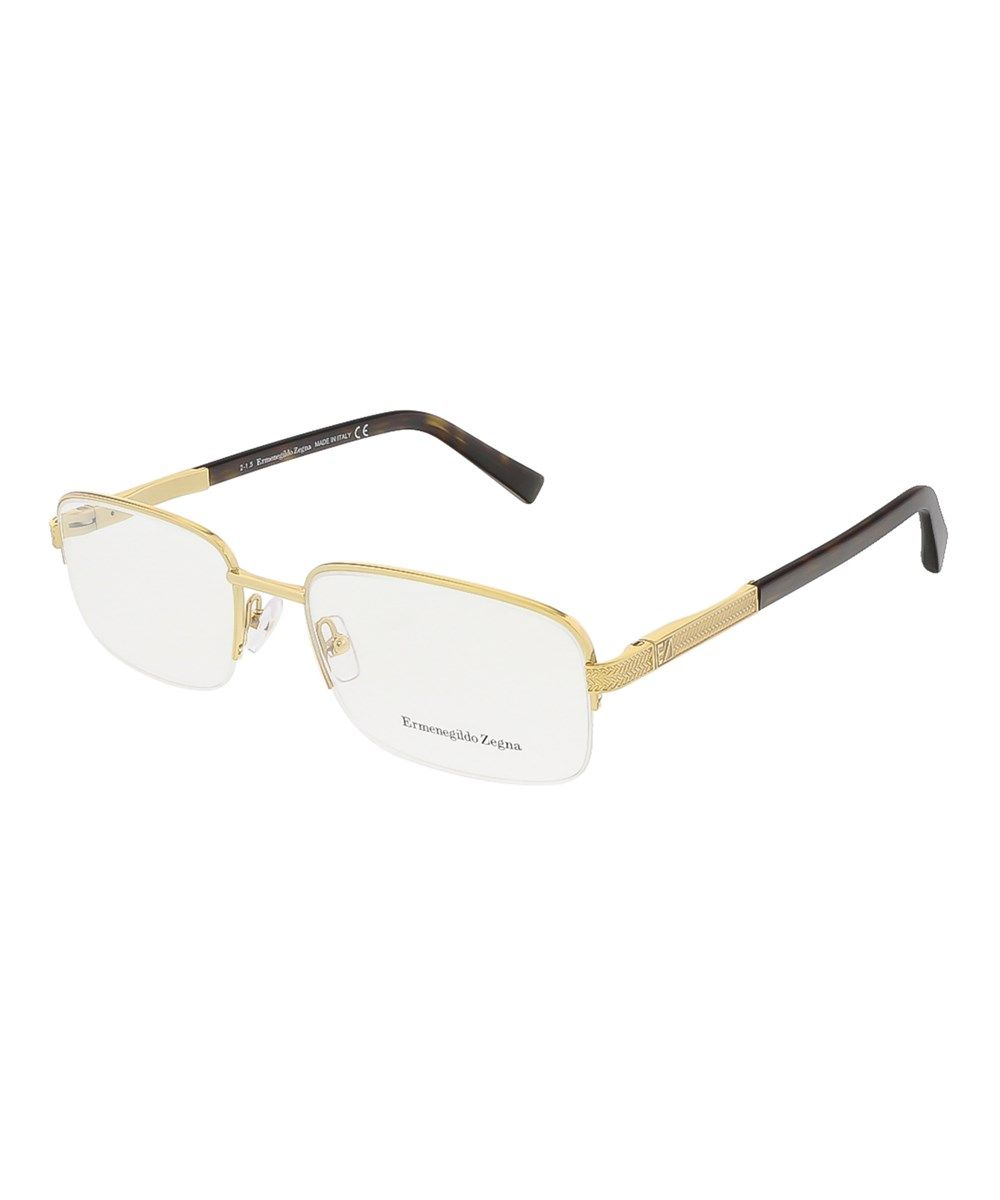 e37c523e50 Versace VE1222 Eyeglasses-1344 Brown-53mm