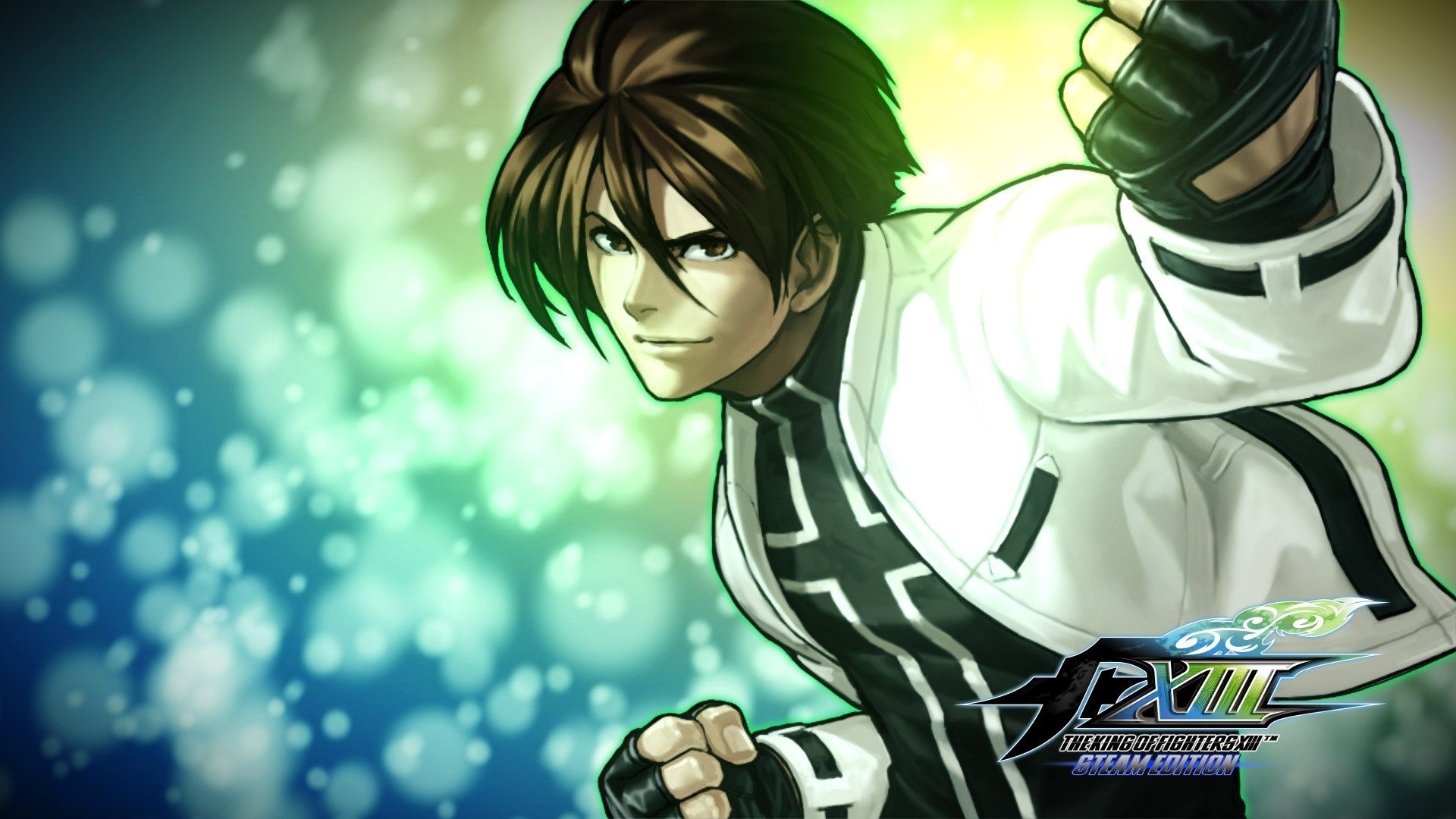 1920x1080 The King Of Fighters Xiii Steam Edition Game Wallpaper King Of Fighters Fighter Art Of Fighting