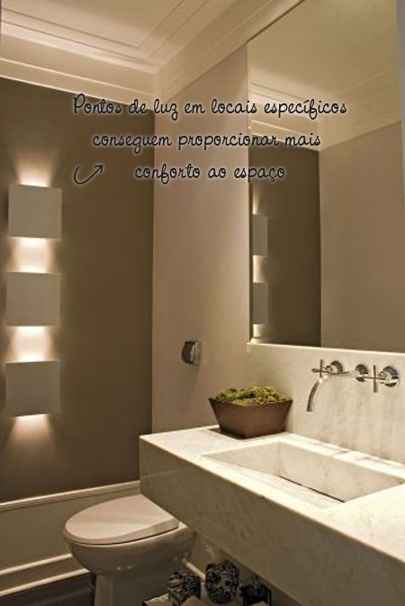 Minha Boutique de Luxo Decoração Aprenda a decorar lavabos