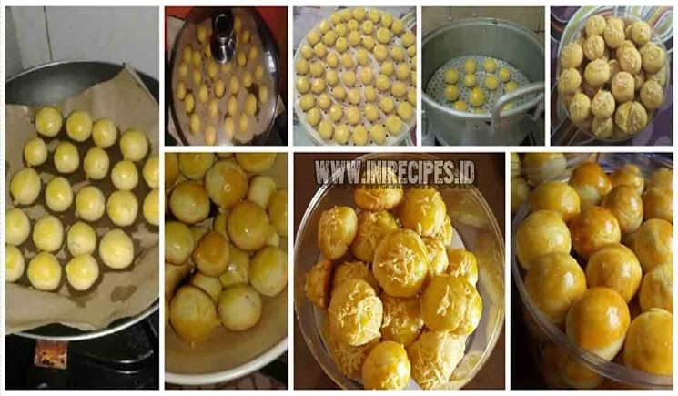 Resep Membuat Kue Nastar Tanpa Mixer Oven Cukup Pakai Teflon Resep Makanan Dan Minuman Kue Kering
