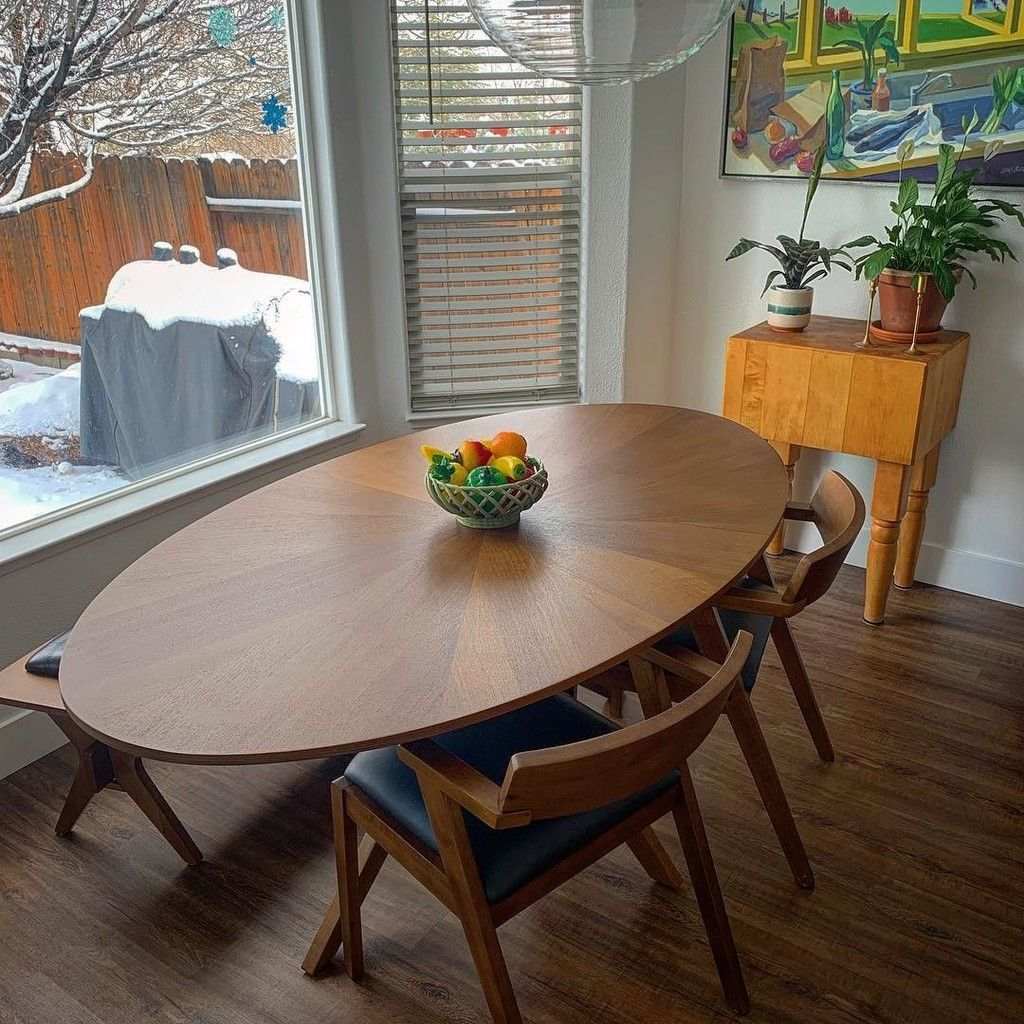 Conan Oval Dining Table Oval Table Dining Oval Dining Room Table Round Dining Table