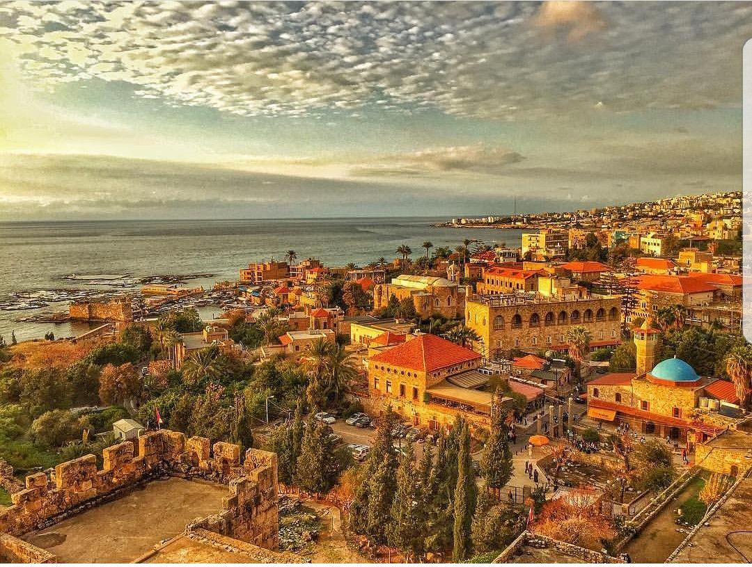 Byblos Lebanon Lebanon Most Beautiful Places Cityscape