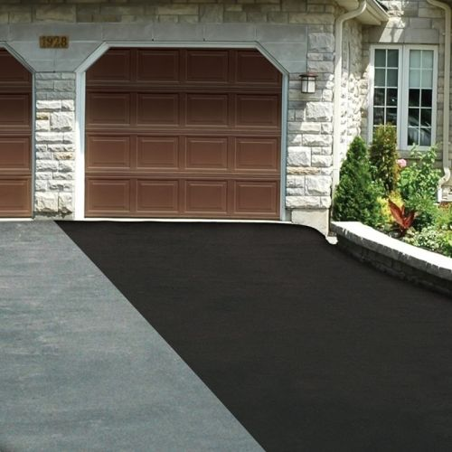 Re Coating Your Asphalt Driveway Paint Ideas Project Gallery