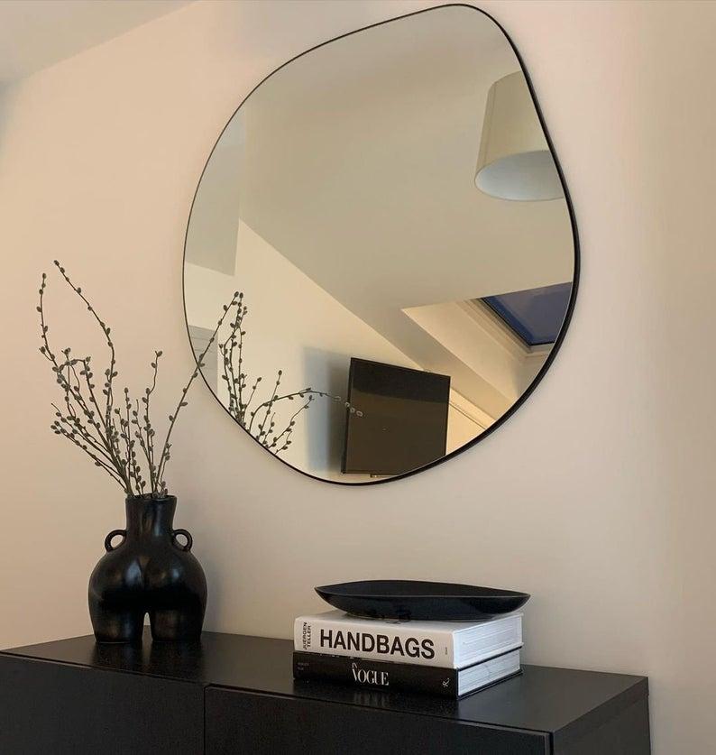 Irregular Mirror,Asymmetrical Mirror,Aesthetic Mir
