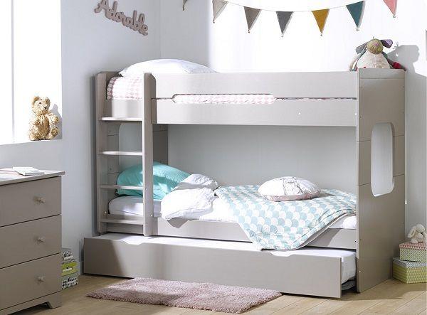 lit superpose spark naturel chambre en 2019 pinterest. Black Bedroom Furniture Sets. Home Design Ideas