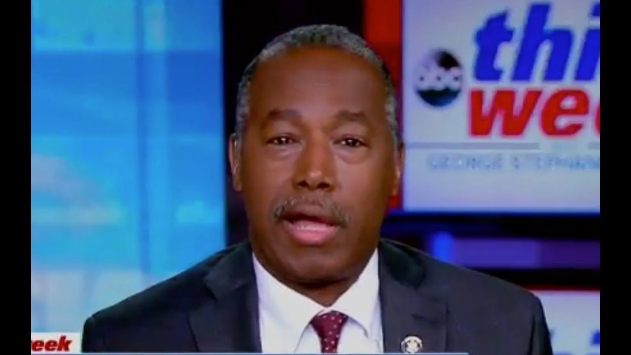 Ben carson called out on air for putting american lives at