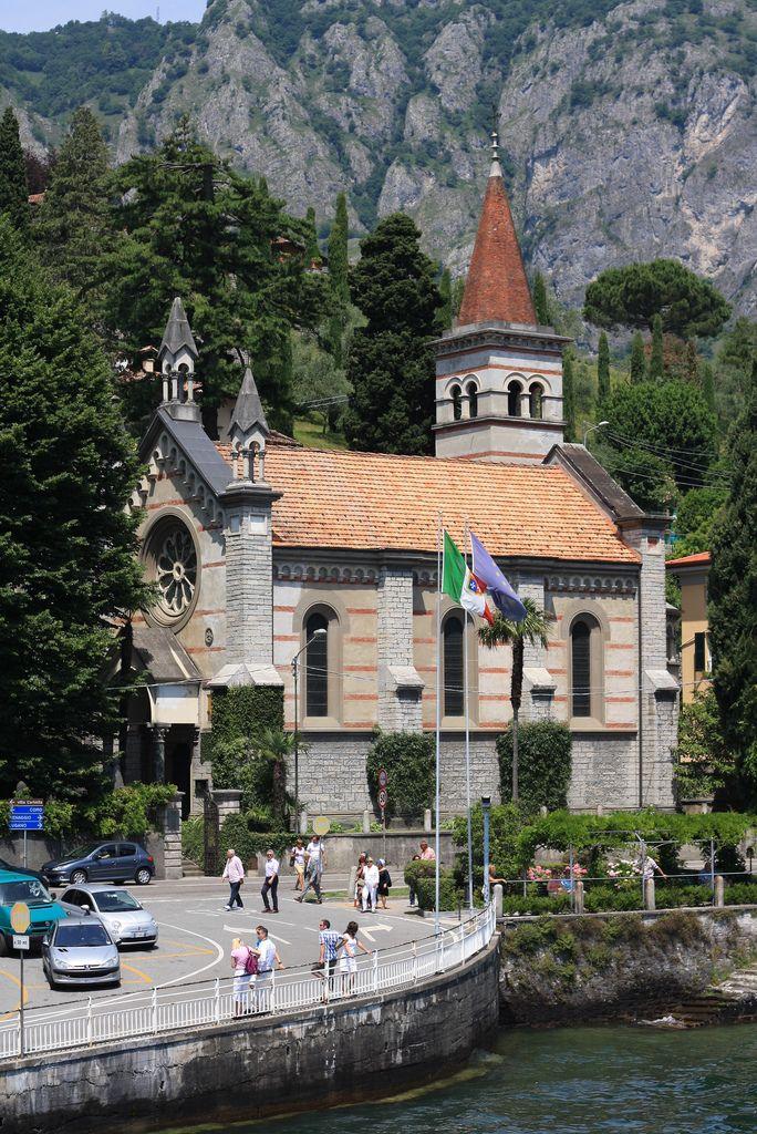 Cadenabbia   Lago di Como, Itália