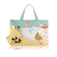dc72495fc5 There is a lot of confusion about the Radley seaside bags. Read our guide  to understand better about the Radley signature bags released with seaside  images.