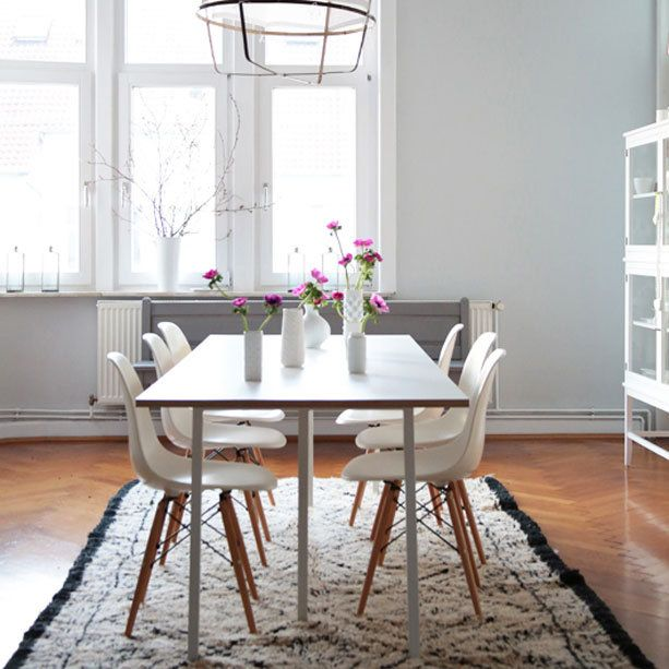 Red Magazine Httpwwwredonlinecoukredwomenblogsdecorate Simple Dining Room Ideas Uk Design Ideas