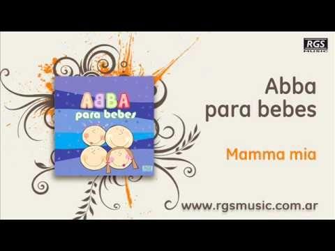 Abba para bebes Mamma mia