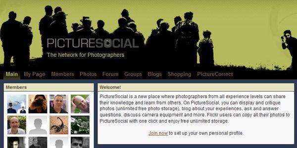 Picturesocial.com